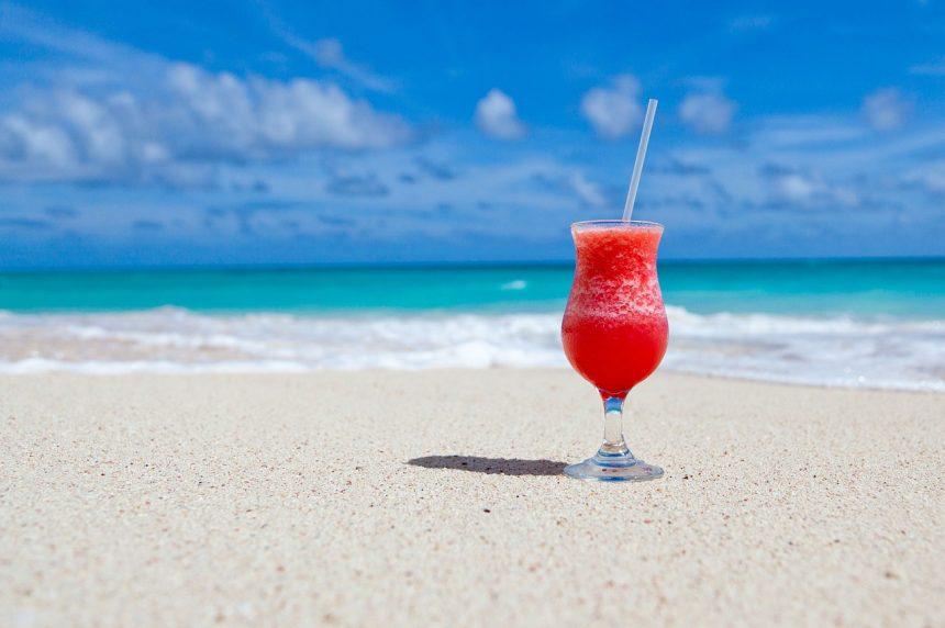 Sommerurlaub und Strände in der Türkei